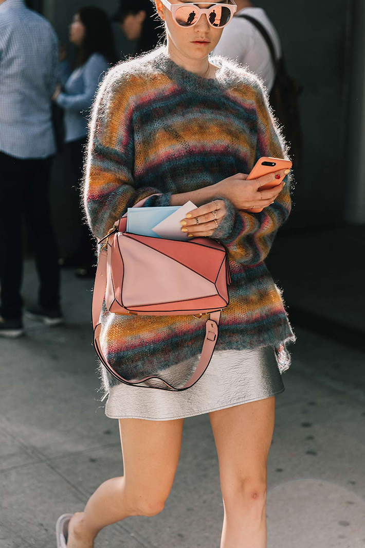 best new york street style fashion week trend style outfit 12