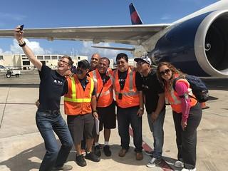 JFK-SJU Relief Flight