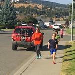 Ericka Johnson running (Sept29, 2017)