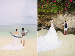 Shangri-la Mactan Destination Post-Wedding - Yudai & Kana