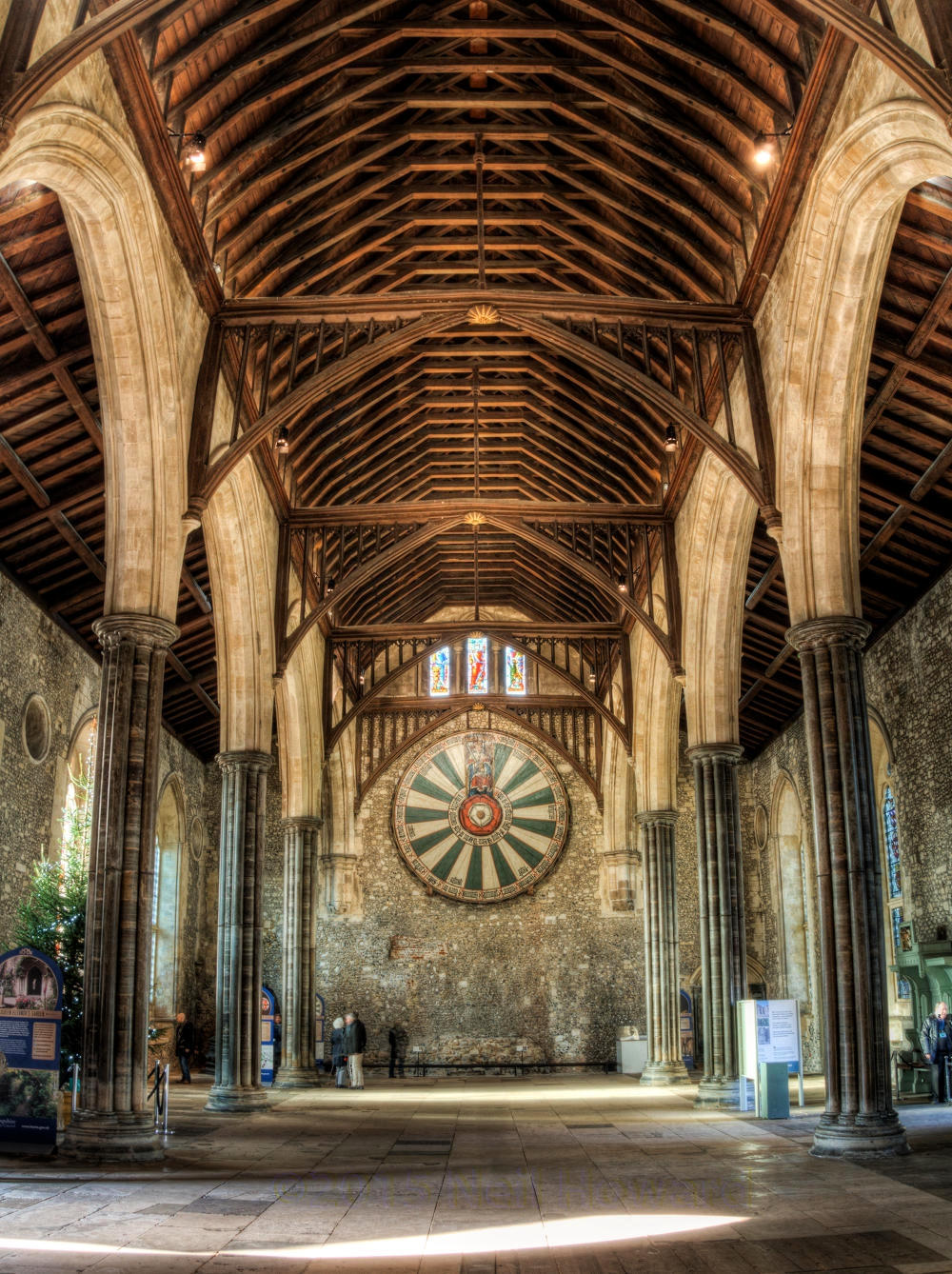 Great Hall, Winchester. Credit Neil Howard, flickr