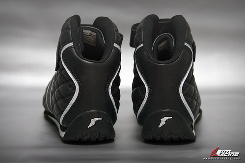 Goodyear Clutch Racing Shoes Review - Rear