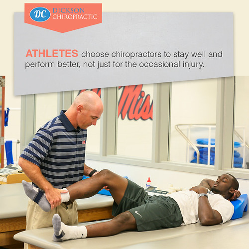 Chiropractic Treatment For Athletes