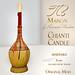 TB Maison Tuscan Chianti Candle