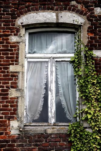 A Sunday Walk # 6 Bordingenhof Window