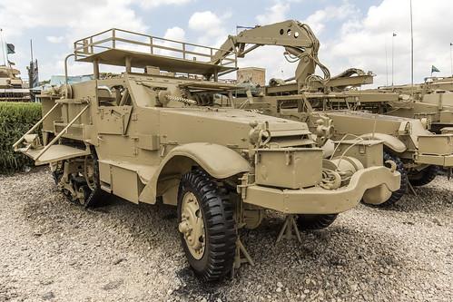 M3 Half-track ARV