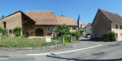 Bourogne, rue Basse