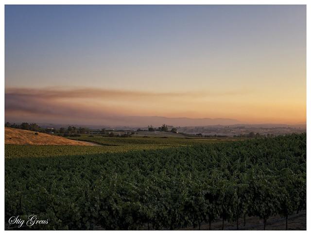 Smoke in San Miguel, Panasonic DMC-G85, LUMIX G 25/F1.7