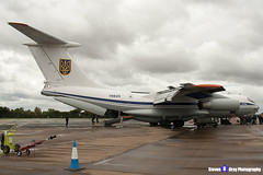 78820 - 0093496907 - Ukrainian Air Force - Ilyushin IL-76MD - Fairford RIAT 2011 - Steven Gray - IMG_5945