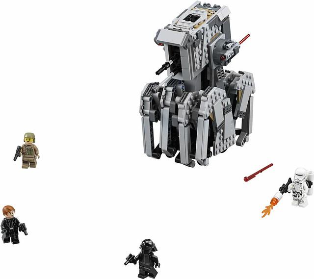 Oficjalne zdjęcia zestawów Lego Star Wars The Last Jedi  12