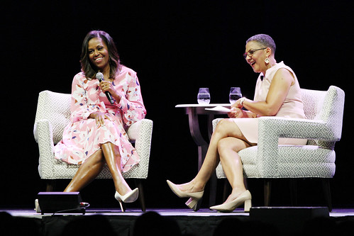 TOGETHER with Former First Lady Michelle Obama