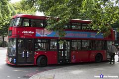 Wrightbus NRM NBFL - LTZ 1114 - LT114 - Archway 390 - Metroline - London 2017 - Steven Gray - IMG_1456
