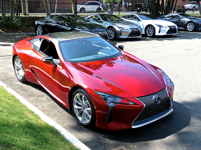 Lexus LC 500 Review 14