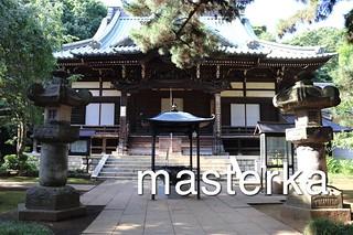 三宝寺の本殿3
