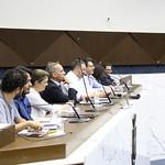 qui, 10/08/2017 - 10:21 - Audiência pública com a finalidade de discutir a implementação da jornada de 30 (trinta) horas semanais aos assistentes sociais e psicólogos da Política Municipal de Assistência Social - Comissão de Administração Pública - 10/08/2017 - Local: Plenário Amynthas de Barros Foto: Divulgação CMBH