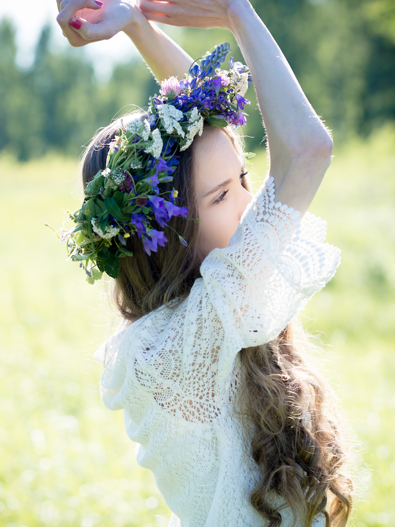 flower-girl-photoshoot