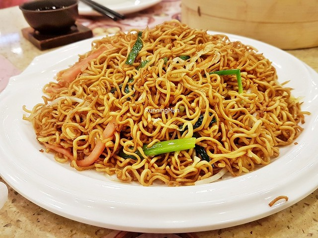 Thrice Fried Noodles