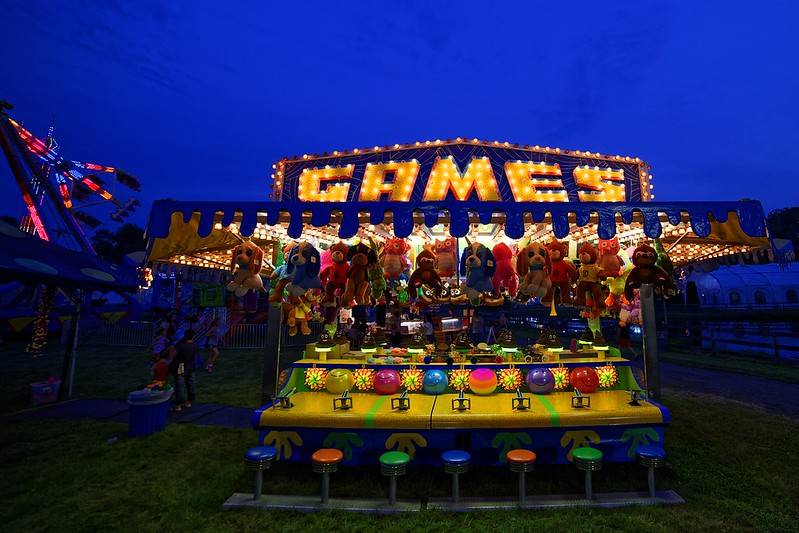 Games - Bolton Fair