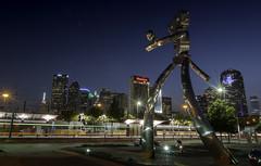 Robots & Light Rail