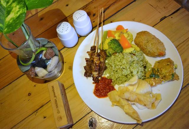 greenhost boutique hotel yogyakarta buffet breakfast