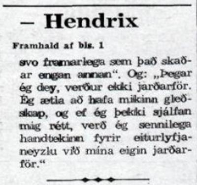 Morgunblaðið (MORNING PAPER) (ICELAND) SEPTEMBER 19, 1970  2