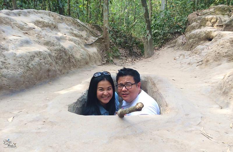 cu chi tunnel mynn