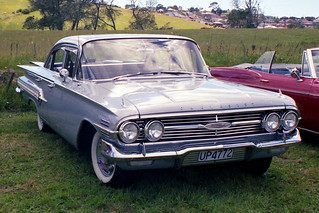 1960 Chevrolet Impala Sedan