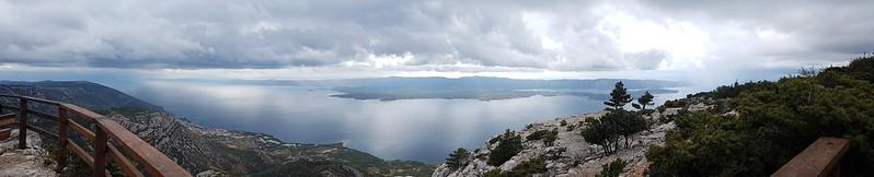 "Ausflug auf den Berg ""Vidova Gora"""