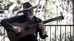 0246937234-92- Pickin Old Cowboy Songs in Balboa Park San Diego-1