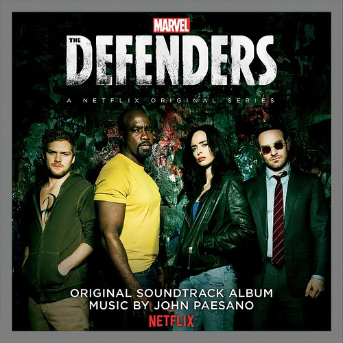 John Paesano - Marvel The Defenders Soundtrack