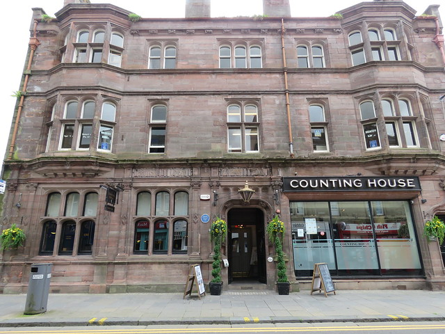 The Counting House.
