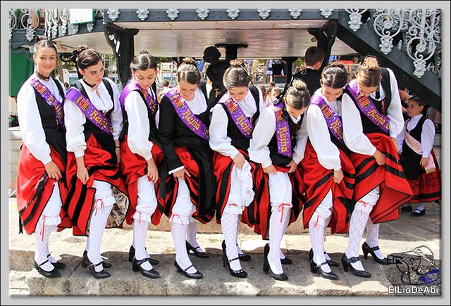 #BriviescaFiestas17 Recepción en el Ayuntamiento y canto popular del Himno a Briviesca (13)