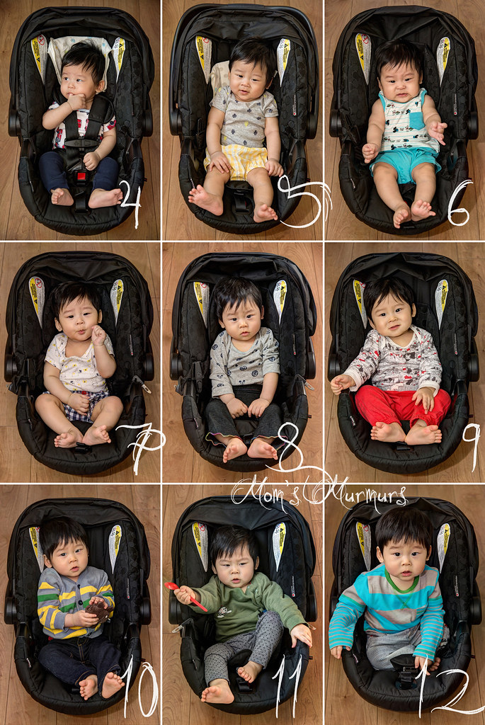 9 mois - CarSeat - ws