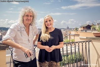 Brian May & Kerry Ellis @ Roma - 2015