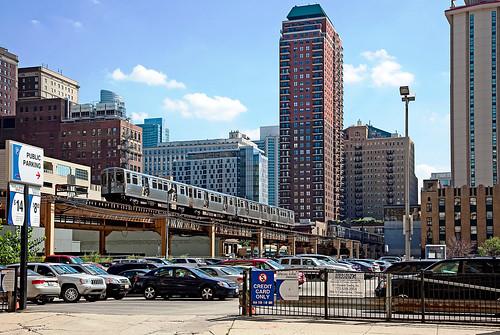 Chicago, CTA 'L' System, September 2014