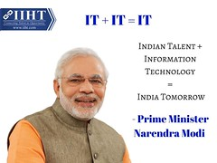 Information Technology is certainly the future! #Informationtechnology #Empower_India