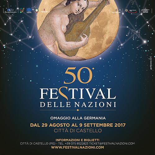 50° festival delle nazioni