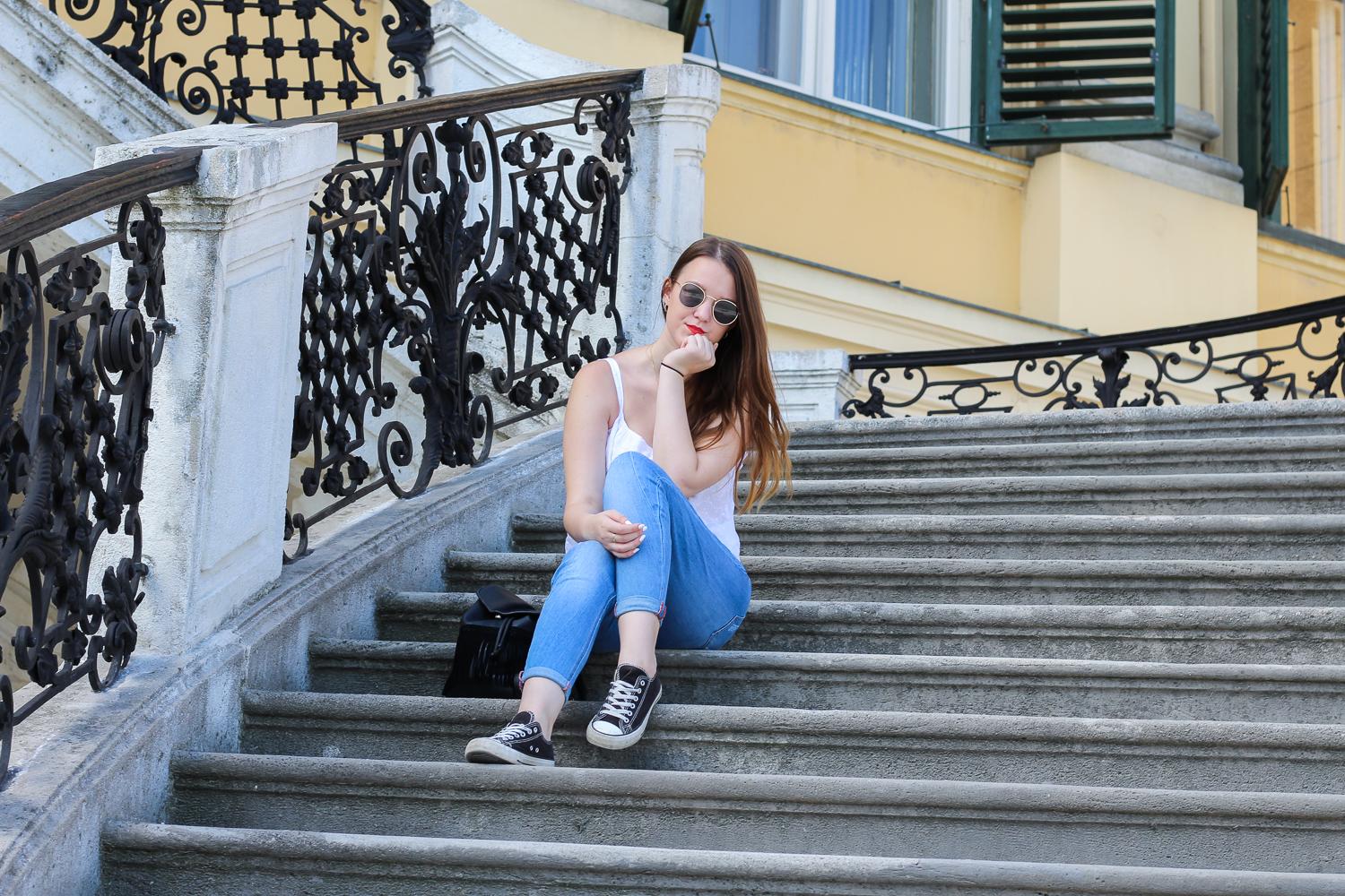 Schönbrunn Wien Vienna