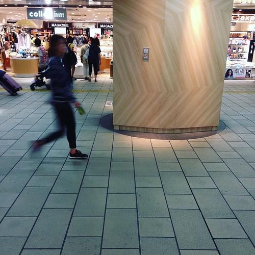 再び、東京駅。さて。