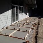 Custom Step Stones Concrete In Davis