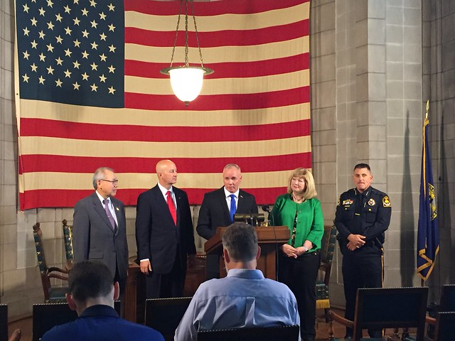 Gov. Ricketts Appoints State Patrol Superintendent