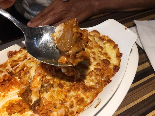 波爾多牛肉焗飯 NTD$250@莫凡彼歐風餐廳