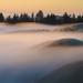 Fog Covered Hills by jojo (imagesofdream)