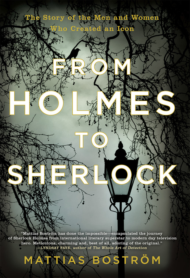 Nhung cuon sach danh cho fan cua Sherlock Holmes hinh anh 1