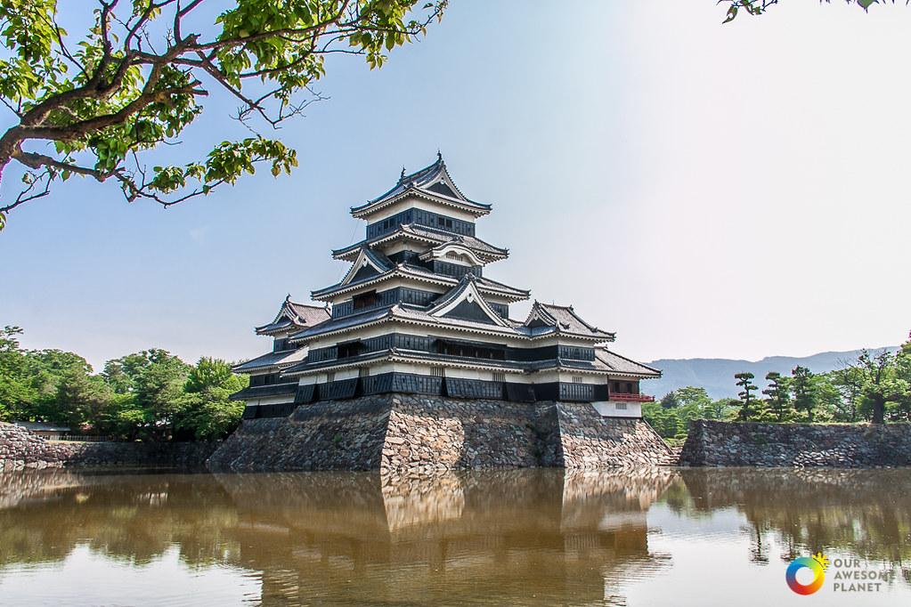 CENTRAL JAPAN: Nagano's Matsumoto Castle & Soba Making Workshop! (Day 5)