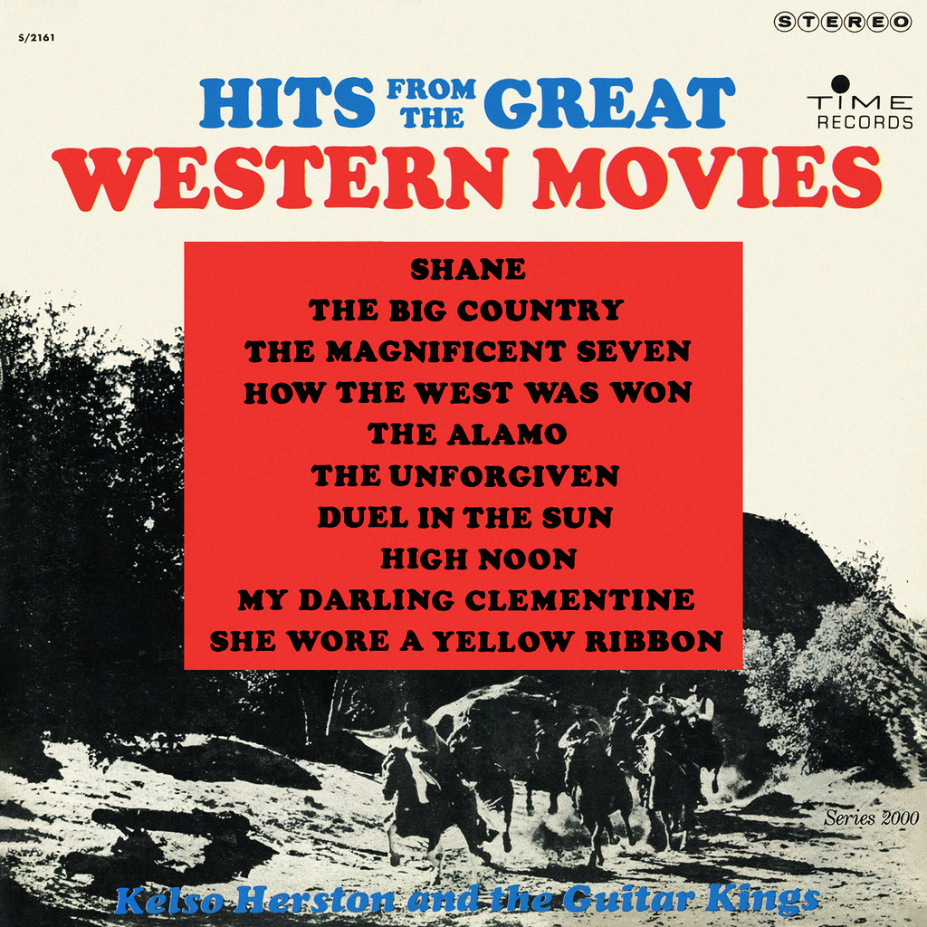 Kelso Herston - Hits from the Great Western Movies