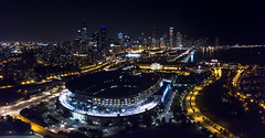 Chicago by Night - Soldier Field