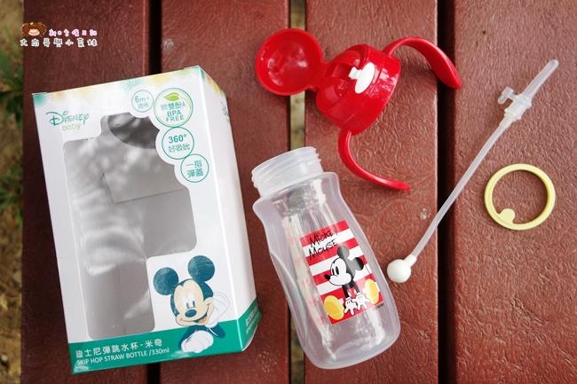 【ViVibaby】迪士尼款彈跳水杯-米奇 330ml (13).JPG