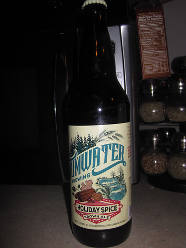 Tumwater - Holiday Spice Brown Ale