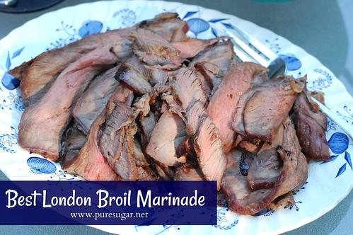 Best London Broil Marinade